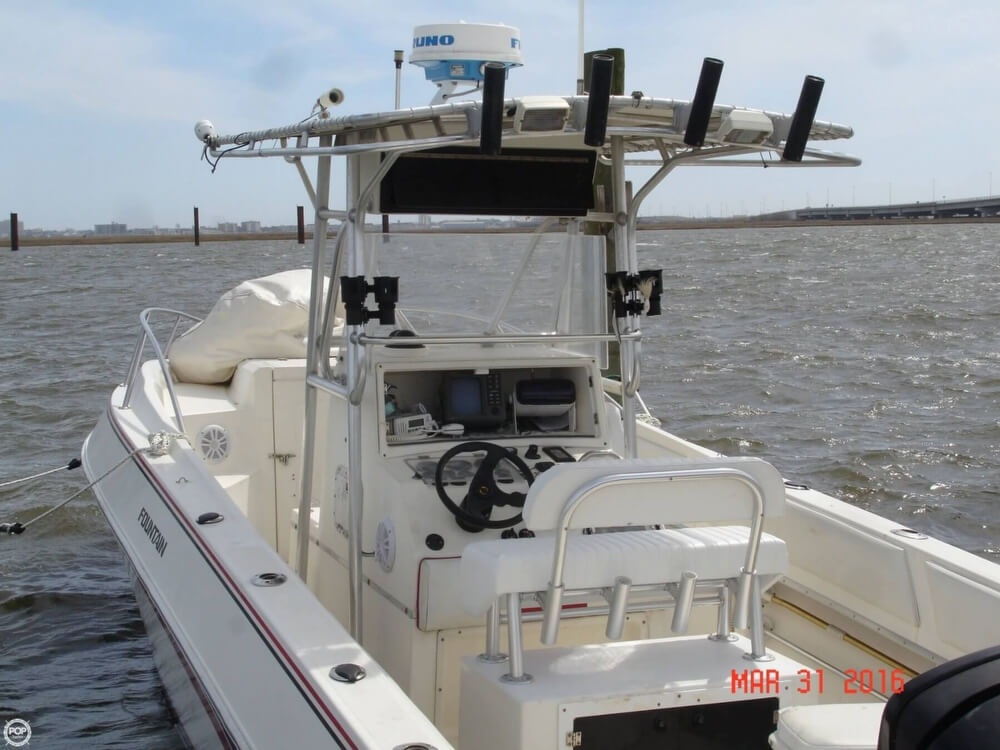 1994 Fountain Sportfish 31 TE - Photo #26