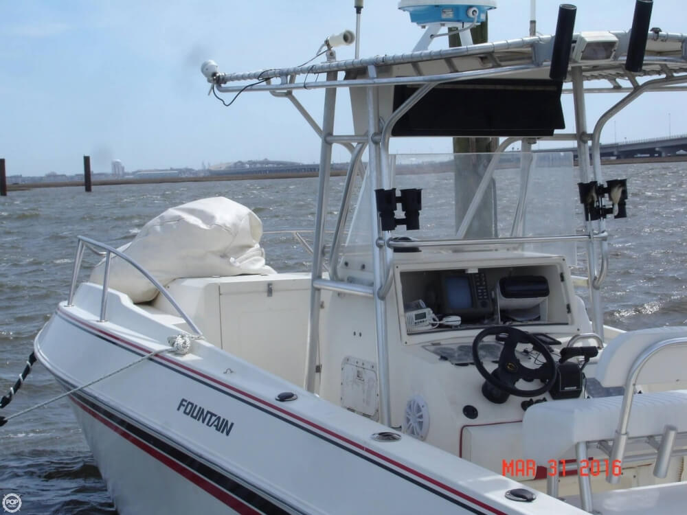 1994 Fountain Sportfish 31 TE - Photo #27