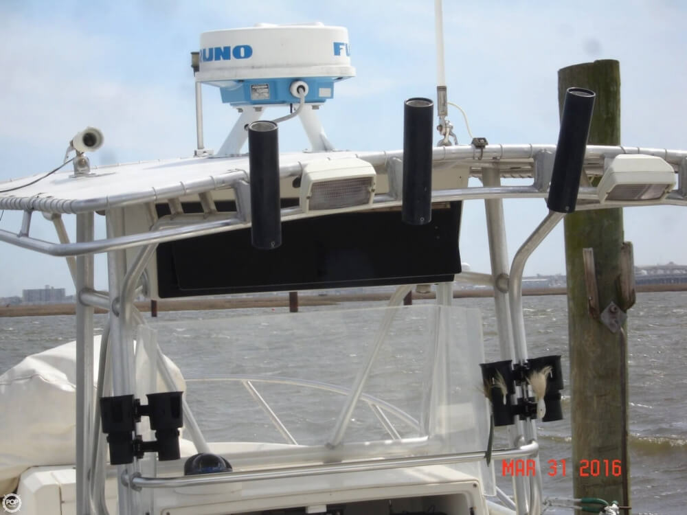1994 Fountain Sportfish 31 TE - Photo #28