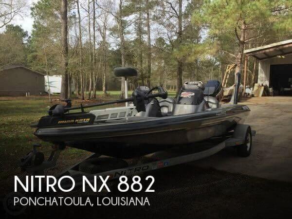 2000 Nitro NX 882 - Photo #1