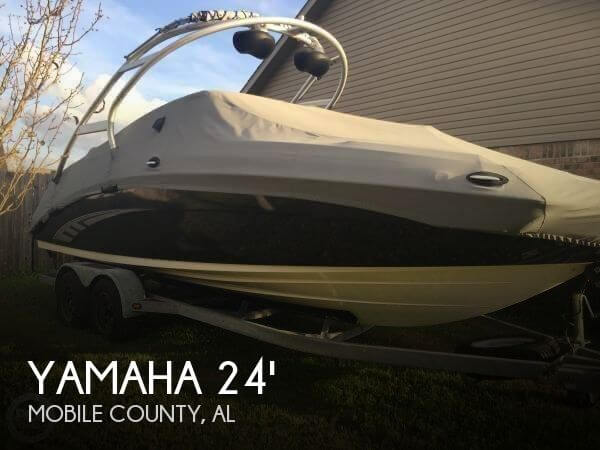 2011 Yamaha 242 Limited S - Photo #1