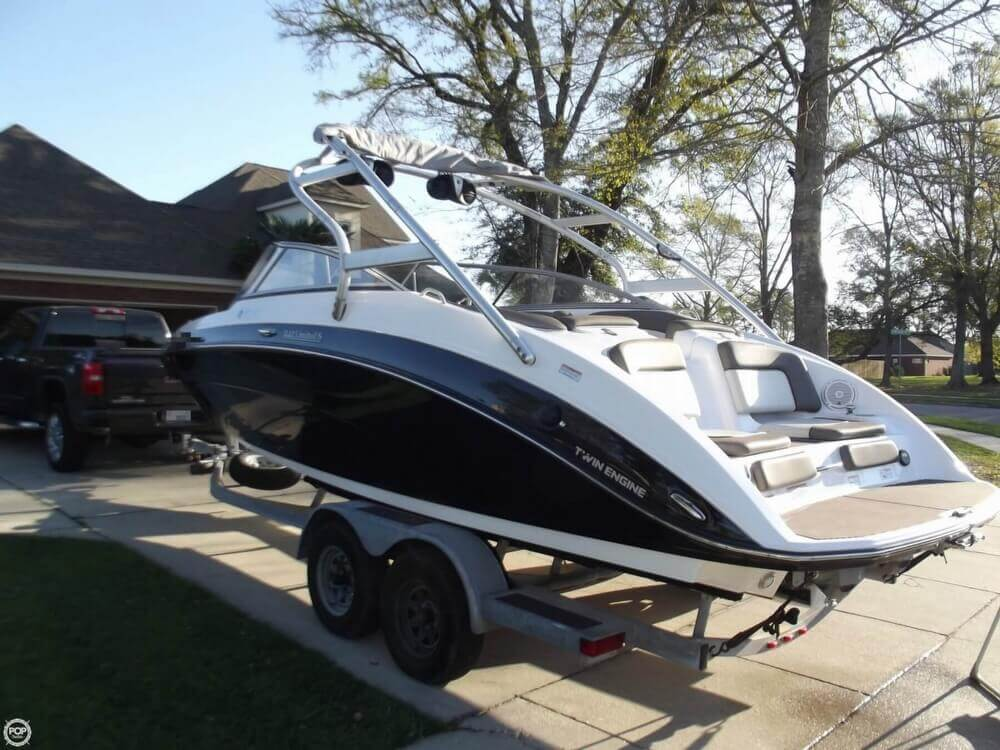 2011 Yamaha boat for sale, model of the boat is 242 Limited S & Image # 4 of 40