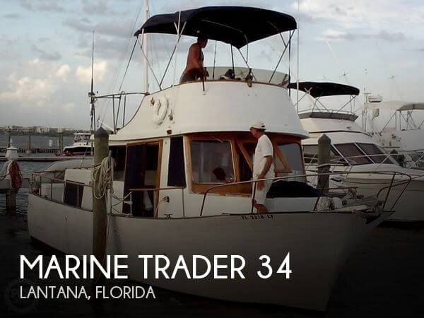 1974 Marine Trader 34 for sale
