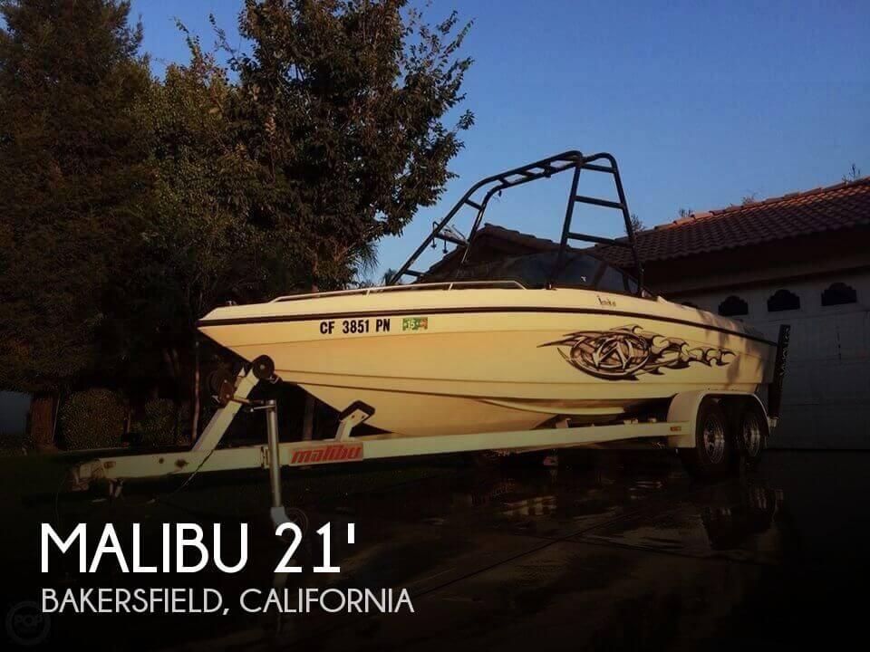 1999 Malibu Wakesetter 21 LX for sale