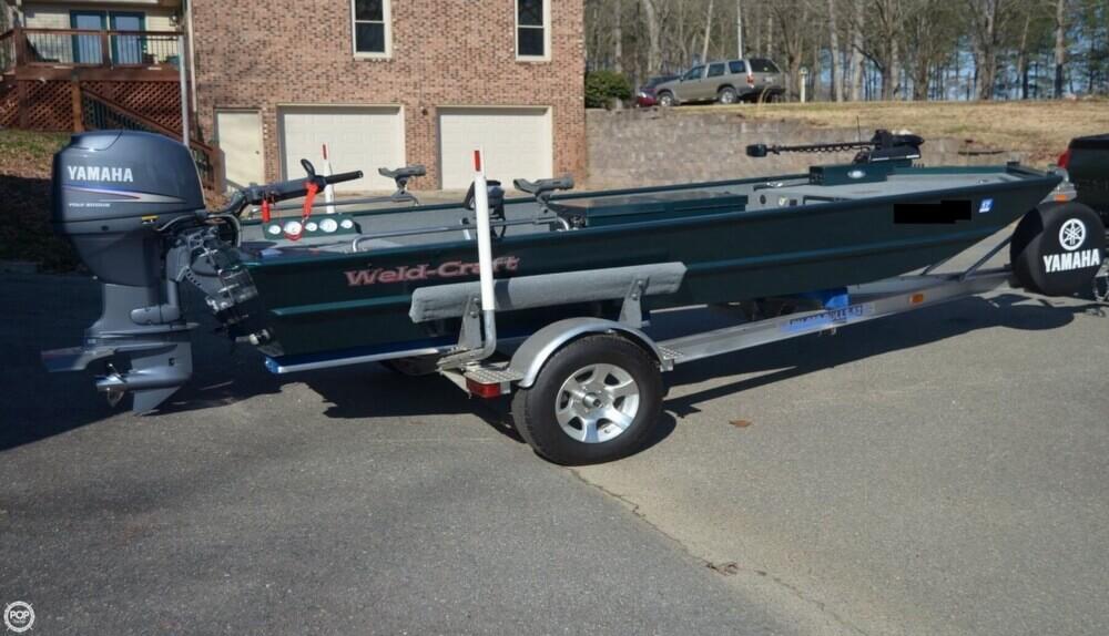 CANCELED Weldcraft 1656 Boat In Polkton NC