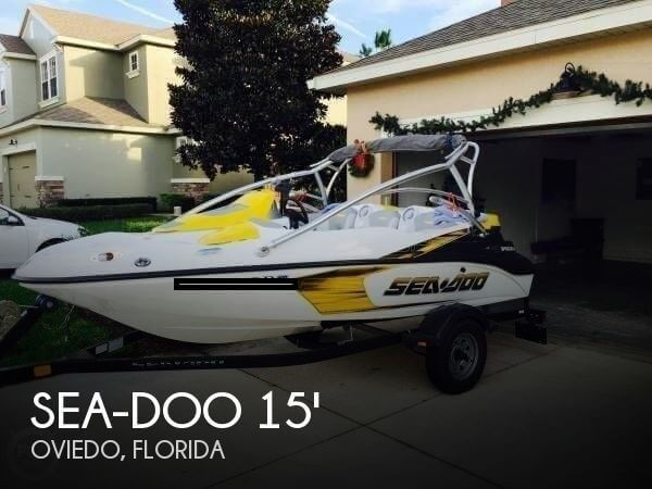 2007 Sea-Doo 150 Speedster - Photo #1