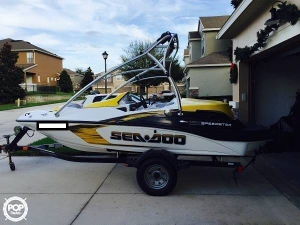 2007 Sea-Doo 150 Speedster - Photo #3