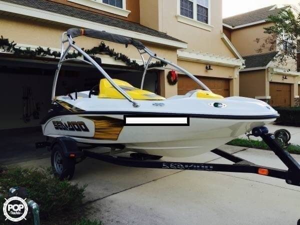 2007 Sea-Doo 150 Speedster - Photo #4