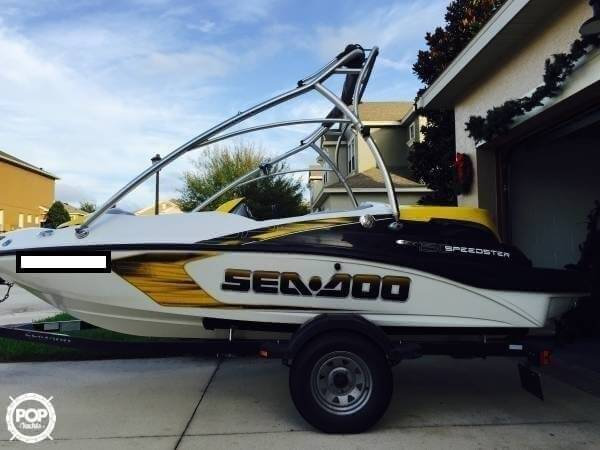 2007 Sea-Doo 150 Speedster - Photo #5