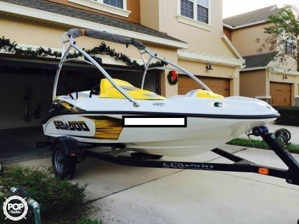 2007 Sea-Doo 150 Speedster - Photo #6