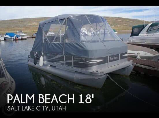 Canceled palm beach 180 fishmaster boat in salt lake city for Salt lake city fishing