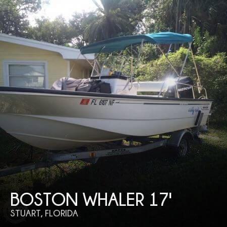 2006 Boston Whaler 170 Montauk - Photo #1
