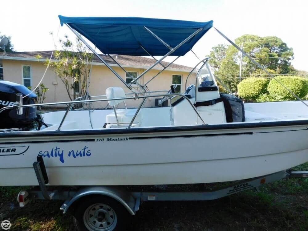 2006 Boston Whaler 170 Montauk - Photo #17