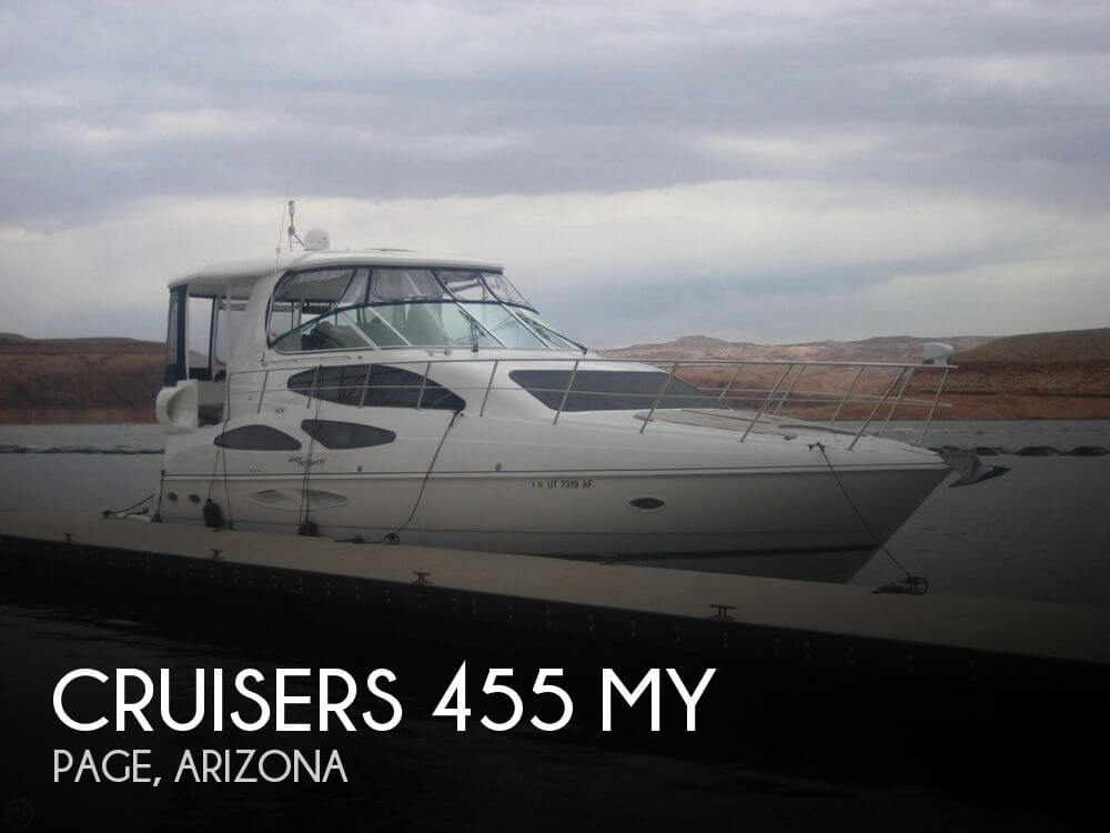 Used Motoryachts For Sale by owner | 2008 Cruisers Yachts 45