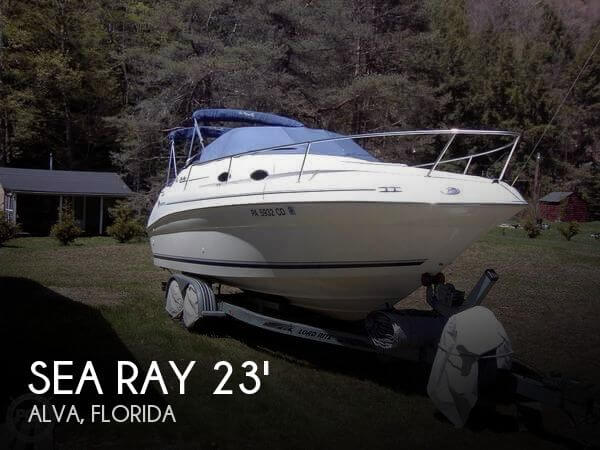 1998 Sea Ray 240 Sundancer - Photo #1