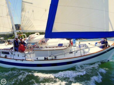 Islander Freeport 41, 41', for sale - $69,000
