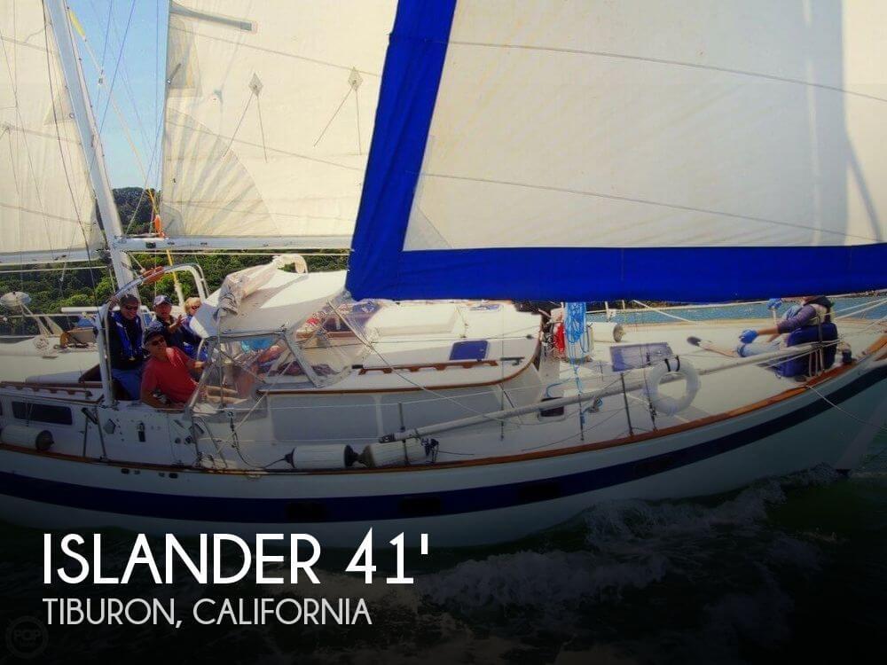 1977 41 foot Islander Sailboats 41 Sailboat For Sale in Bel