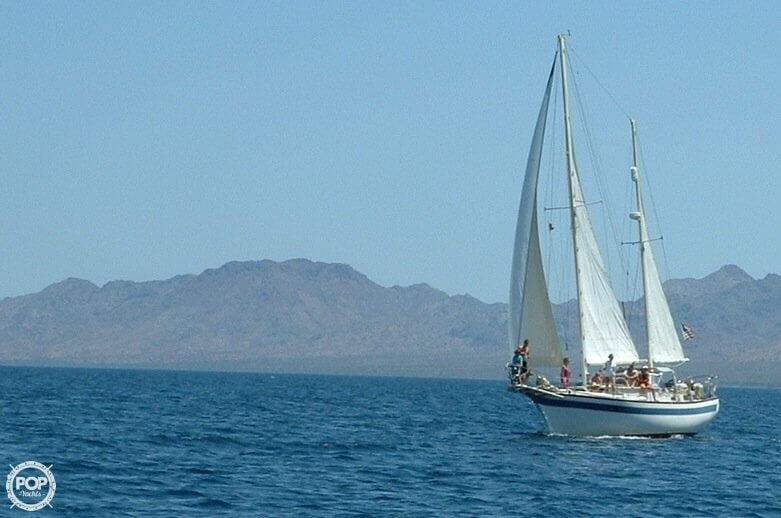 1977 Islander Sailboats 41 - Photo #5