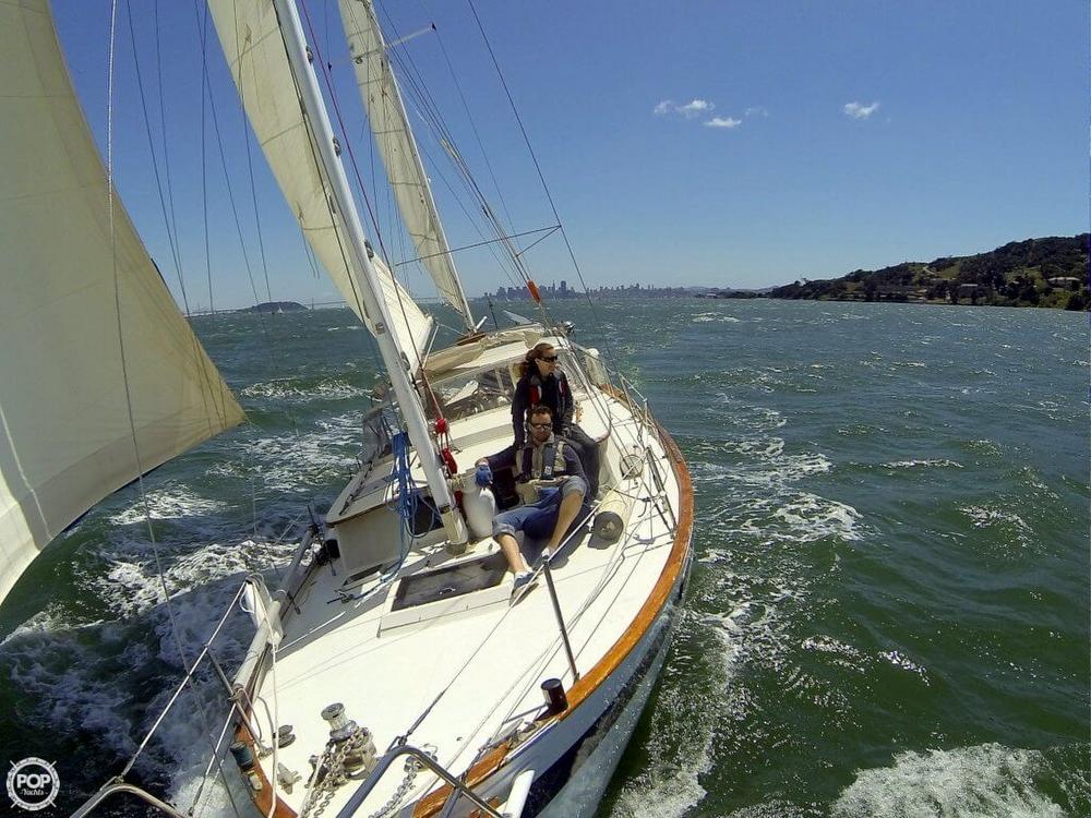 1977 Islander Sailboats 41 - Photo #7