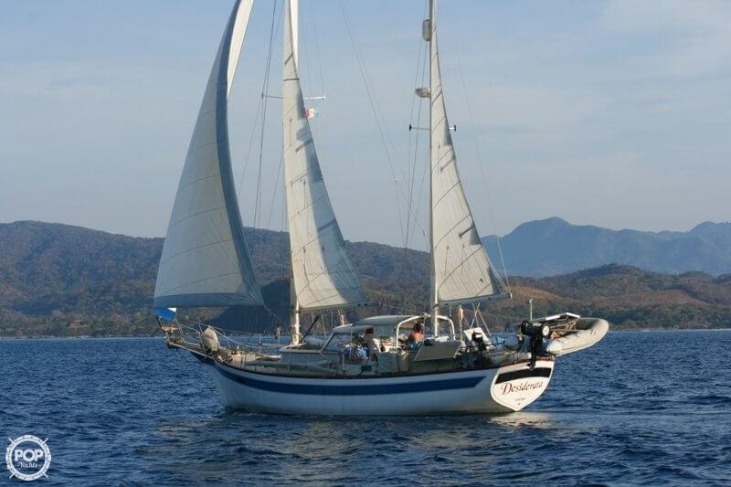 1977 Islander Sailboats 41 - Photo #22