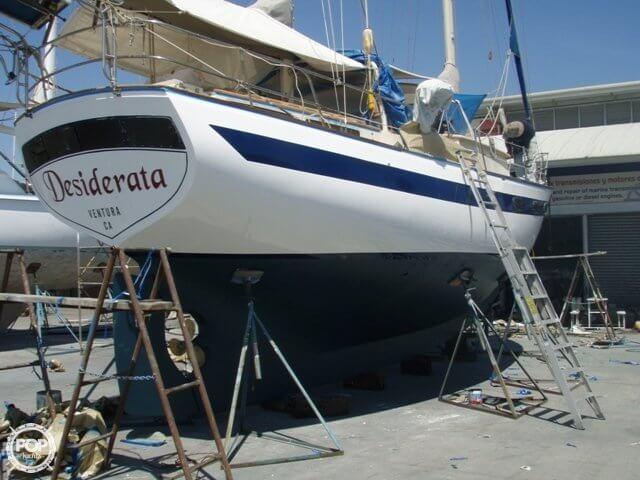 1977 Islander Sailboats 41 - Photo #29
