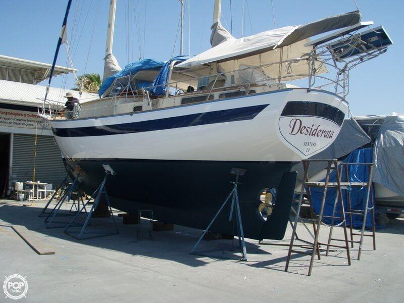1977 Islander Sailboats 41 - Photo #30