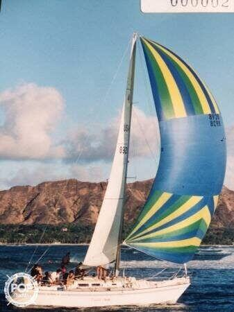 1979 Islander Yachts 40 - Photo #4