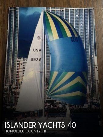 1979 Islander Yachts 40 - Photo #1