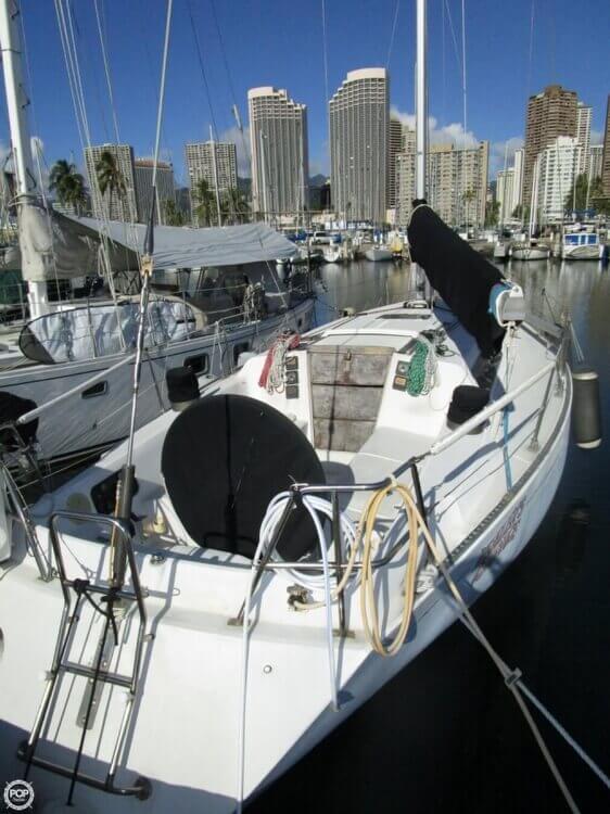 1979 Islander Yachts 40 - Photo #6