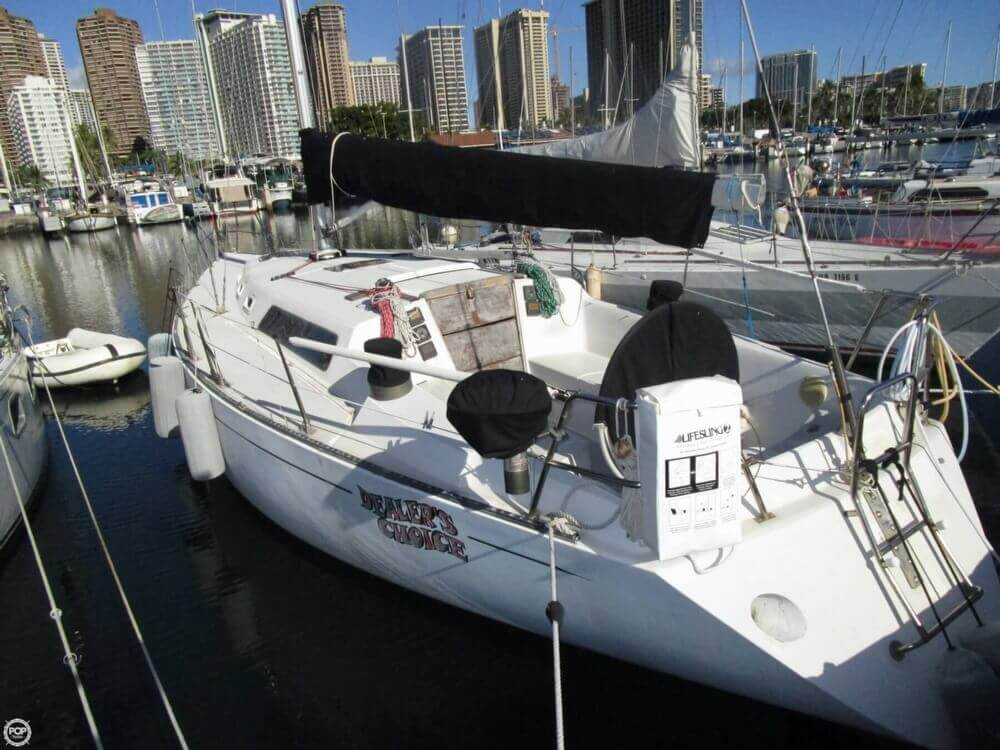 1979 Islander Yachts 40 - Photo #8