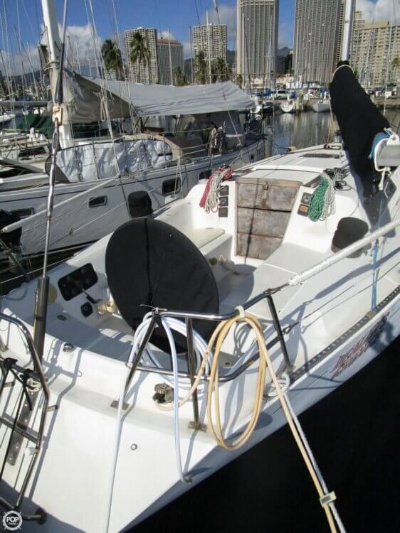 1979 Islander Yachts 40 - Photo #11