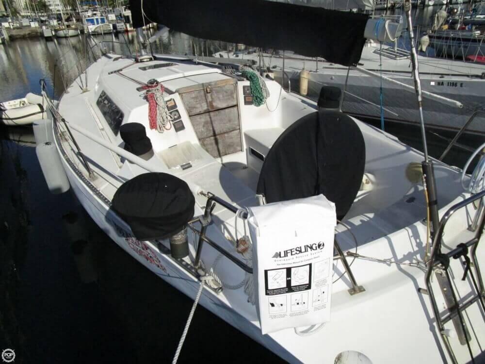 1979 Islander Yachts 40 - Photo #12