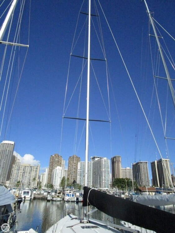 1979 Islander Yachts 40 - Photo #14