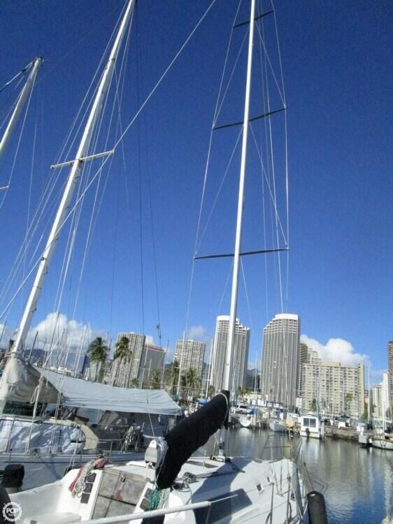 1979 Islander Yachts 40 - Photo #15