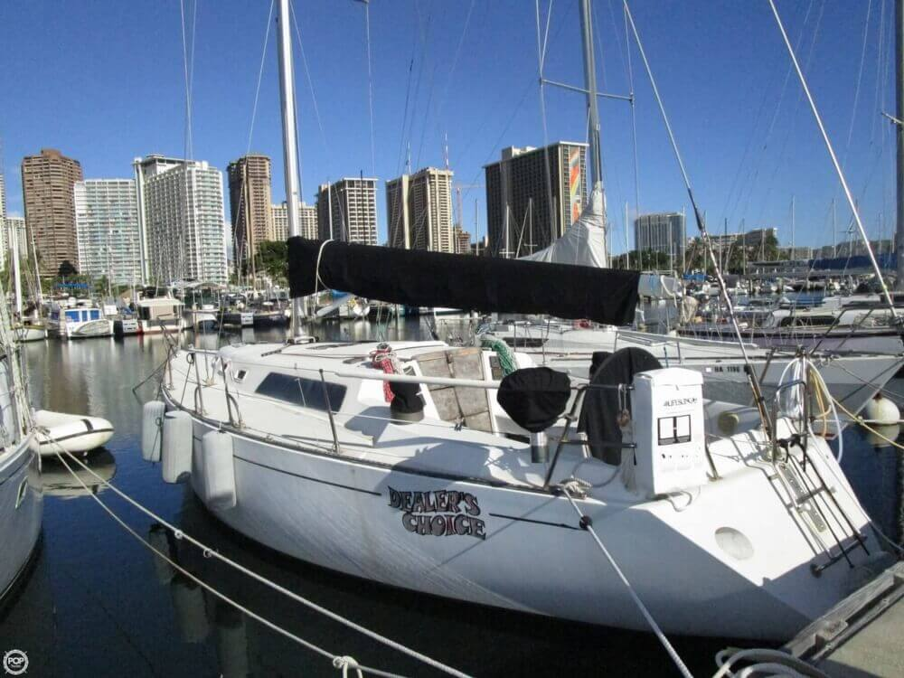 1979 Islander Yachts 40 - Photo #17