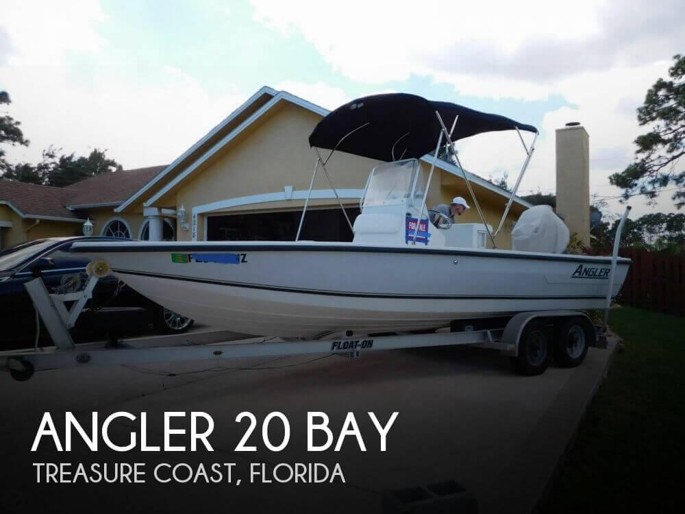 2005 Angler 20 Bay - Photo #1