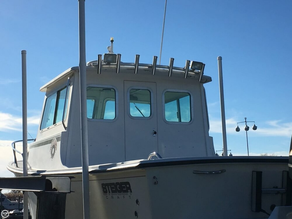 2008 Steiger Craft 26 Chesapeake - Photo #7