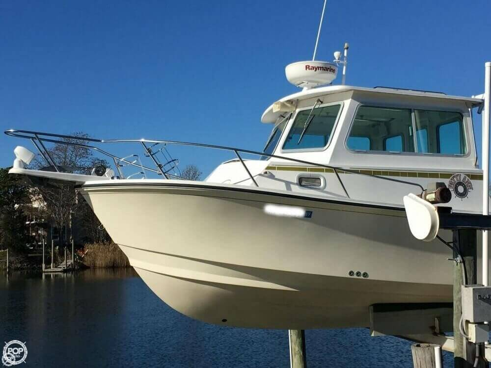 2008 Steiger Craft 26 Chesapeake - Photo #3