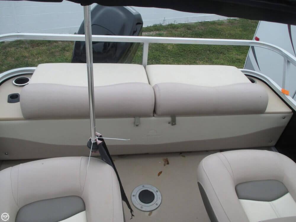 2014 Sun Tracker Fishin' Barge 22 DLX - Photo #27