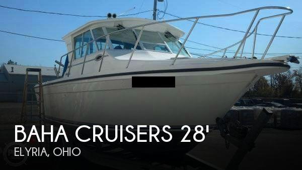 2004 Baha Cruisers GLE 277 for sale