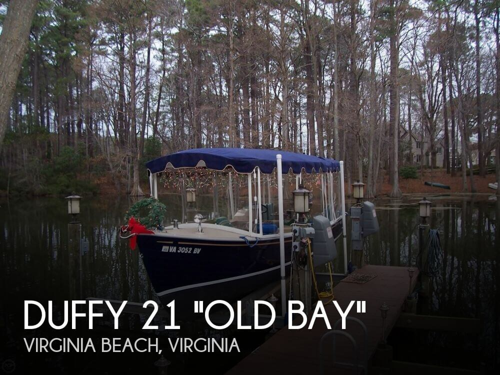 2012 Duffy Electric Boat 21