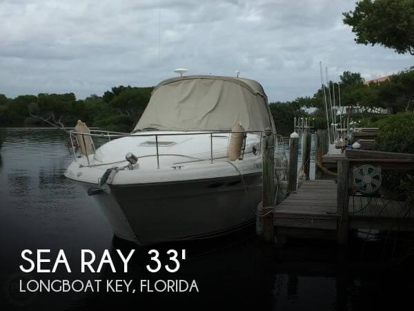 2000 Sea Ray 340 Sundancer - Photo #1