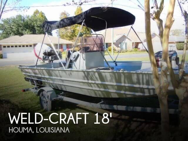 2014 WELD CRAFT 1860 DSUV for sale