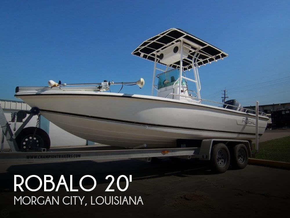 2000 ROBALO 2020 CENTER CONSOLE BAY 20 for sale