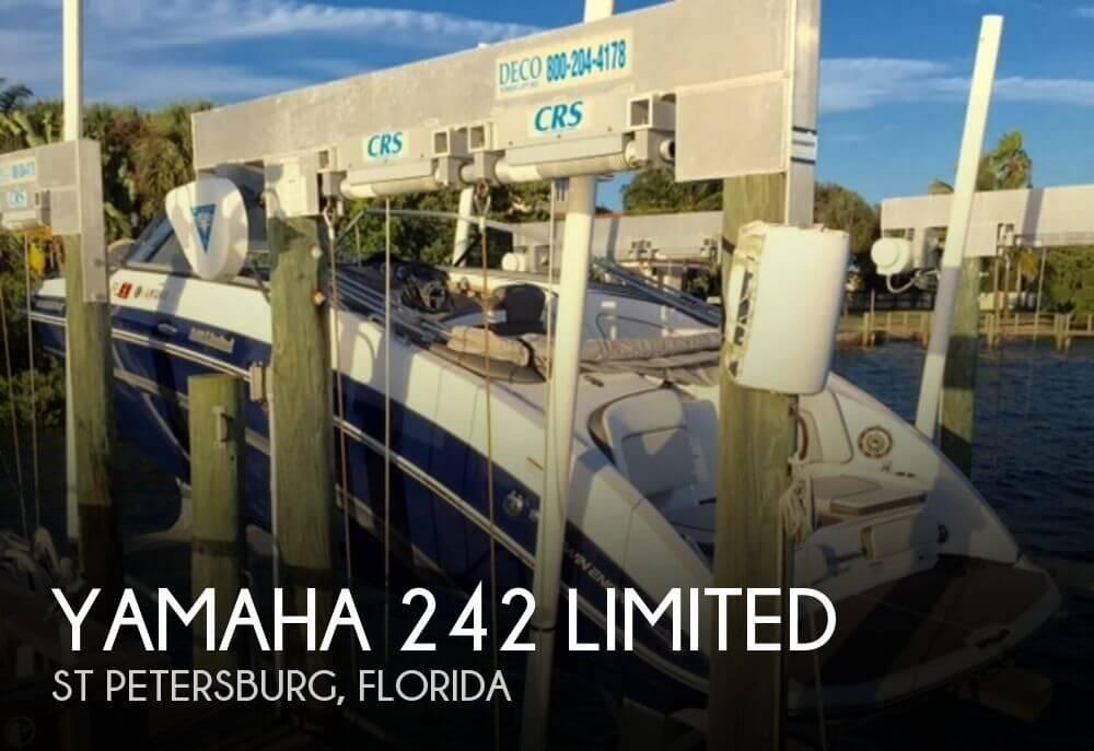 2013 Yamaha 242 Limited - Photo #1
