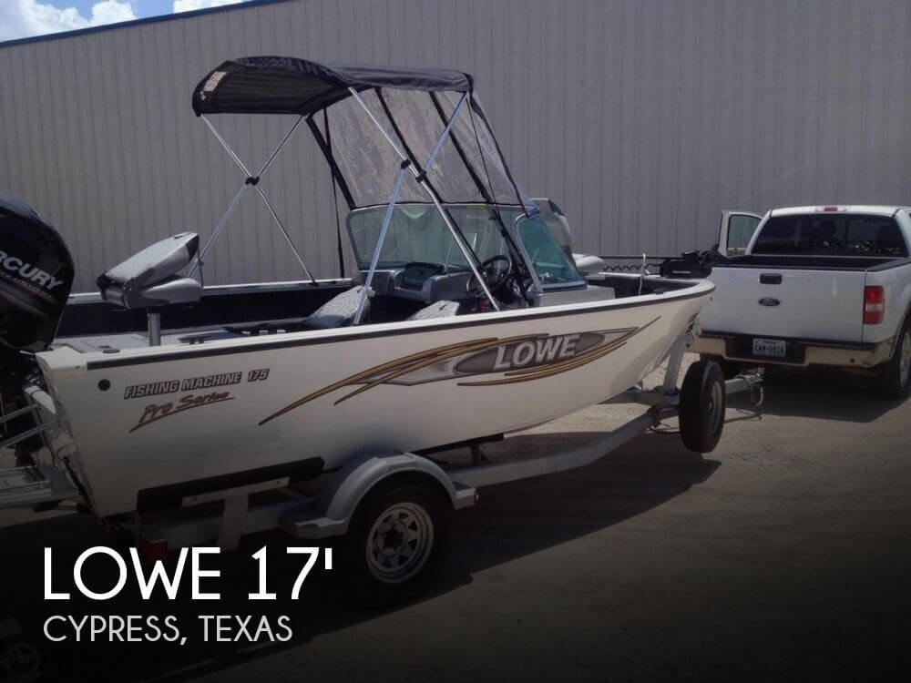 Used Lowe Boats For Sale by owner | 2014 Lowe Pro Series 175 Walk Thru