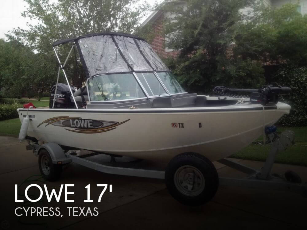 2014 LOWE PRO SERIES FM175 WALK THRU for sale
