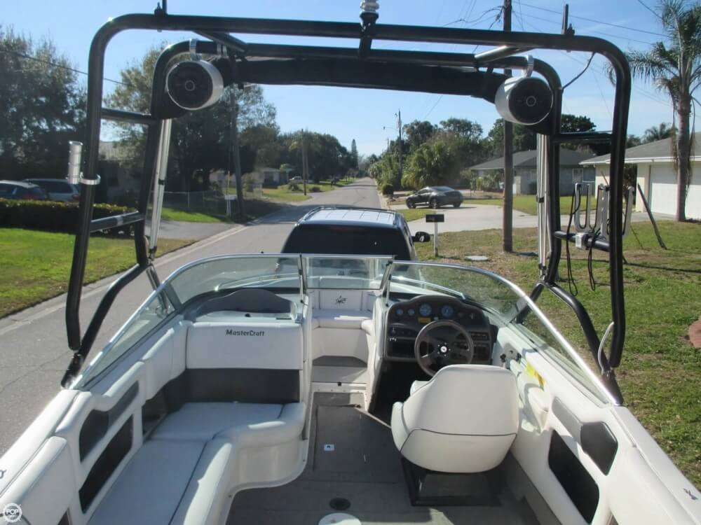 1996 Mastercraft Maristar 225 VRS LT1 - Photo #16