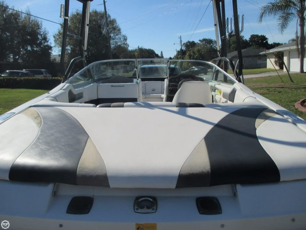 1996 Mastercraft Maristar 225 VRS LT1 - Photo #18