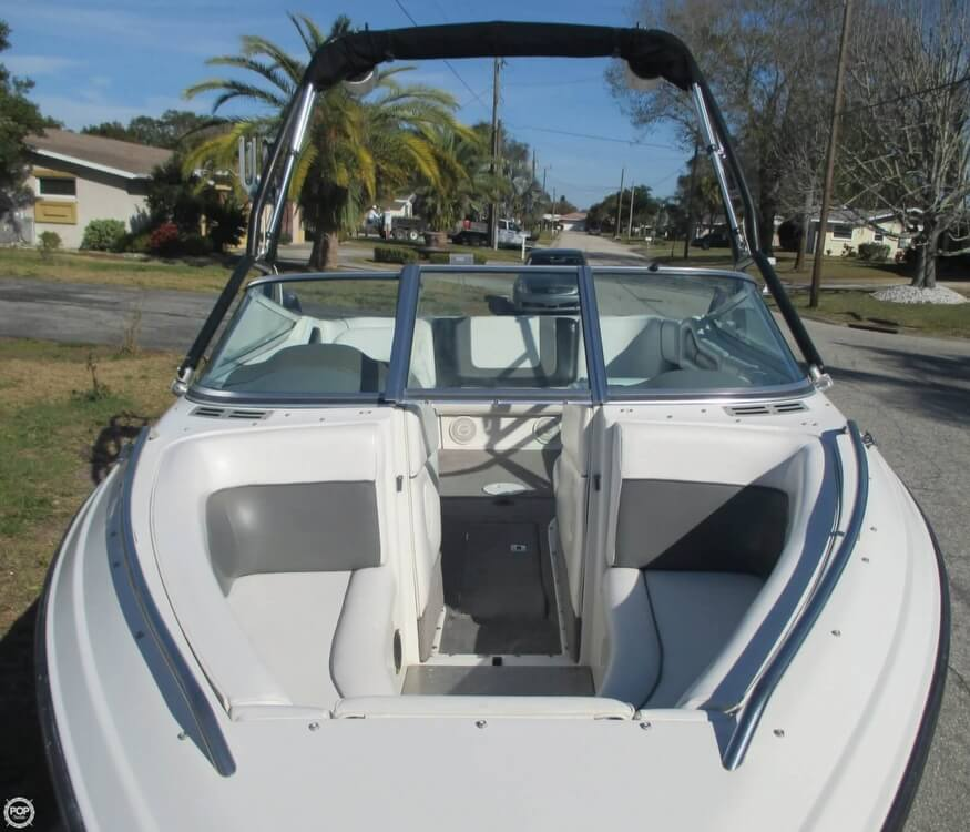 1996 Mastercraft Maristar 225 VRS LT1 - Photo #19